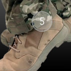 Combat Pant Scree Cuff