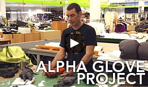 Arc'teryx Alpha Glove Project