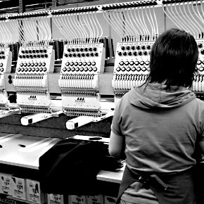 Arc'teryx State-of-the-Art Manufacturing Process