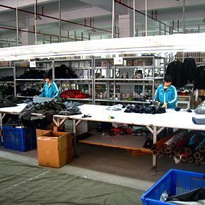 Arcteryx Factory Conditions