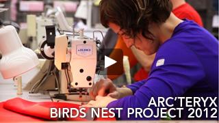 Arc'teryx Birds Nest 2012