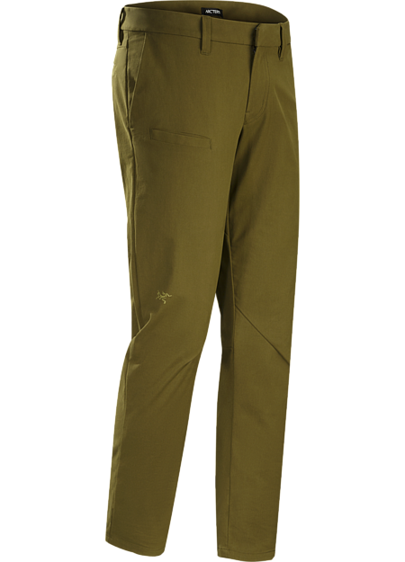 Abbott Pant Men's Dark Moss