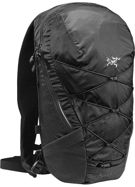 Aerios 10 Backpack  Raven