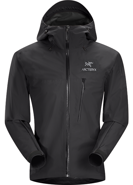 Alpha SL Jacket Men's Superlight, exceptionally packable GORE-TEX® with Paclite® product technology jacket created for climbers and alpinists needing emergency waterproof/breathable protection in sudden storms. Alpha Series: Climbing and alpine focused systems | SL: Super light.