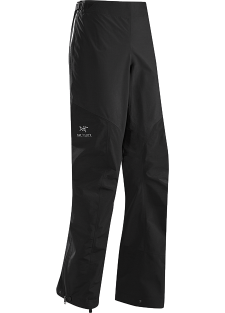 Lightweight, packable, waterproof/breathable women's GORE-TEX® alpine pant designed for emergency weather protection. Alpha Series: Climbing and alpine focused systems | SL: Super light.