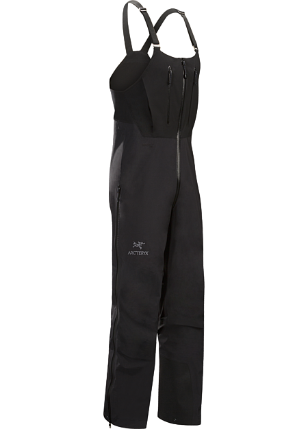 Exceptionally hardwearing N80p-X GORE-TEX® Pro bib for climbing and alpine work in severe conditions. Alpha Series: Climbing and alpine focused systems | SV: Severe Weather.