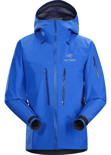 Alpha SV Jacket Men's Rigel