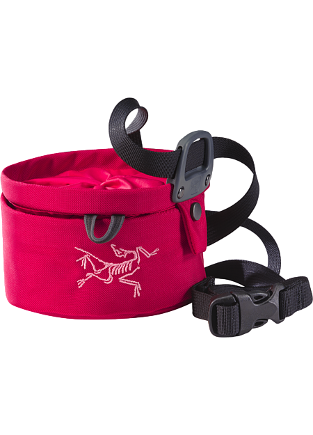 Aperture Chalk Bag - Large  Flamenco