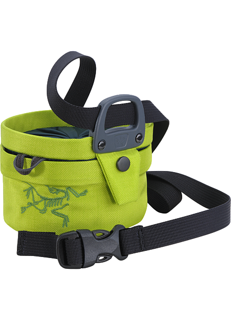 Aperture Chalk Bag - Small  Mantis Green