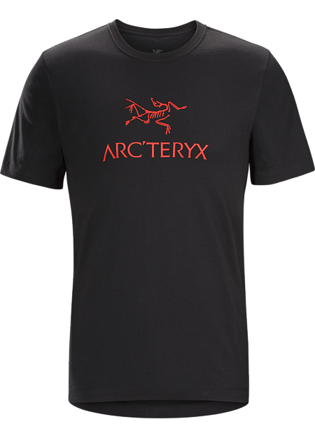 arc 39 word heavyweight t shirt mens arc 39 teryx. Black Bedroom Furniture Sets. Home Design Ideas