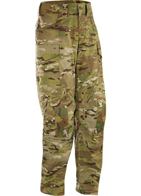 Full featured no melt / no drip technical pant suitable for a variety of combat applications.