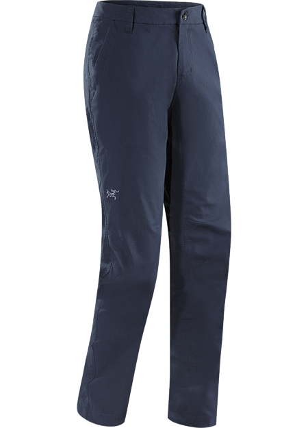 Comfortable, casual, midweight cotton blend chinos for everyday work and play.