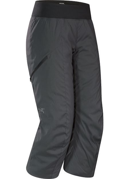 Low profile, breathable insulated knicker to provide additional insulation.