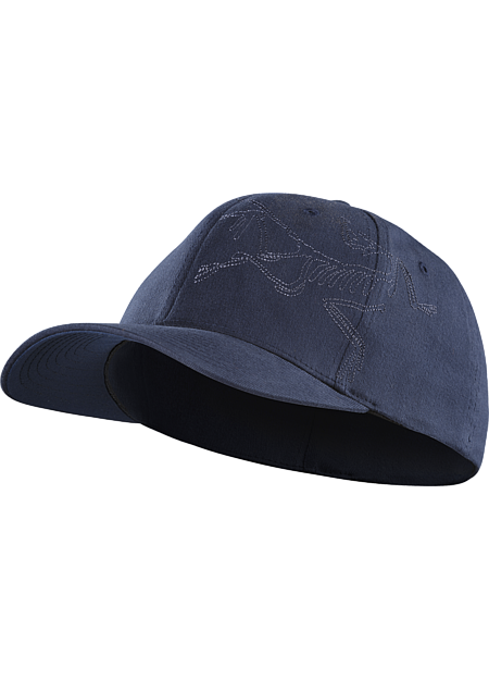 A low profile cap with a stitched Bird logo on the front and FlexFit® construction