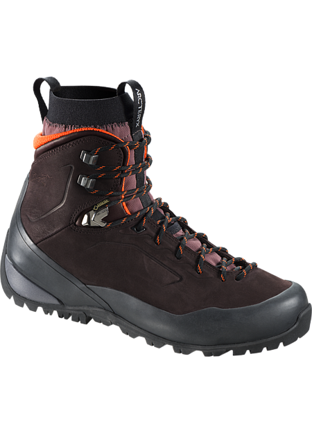Bora Mid Leather GTX Hiking Boot Women's Redwood/Andromedea