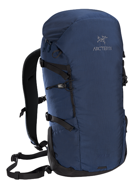 Technical hiking pack that easily transitions to travel and daily use.