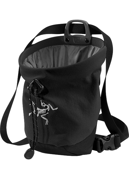 C40 Chalk Bag  Black
