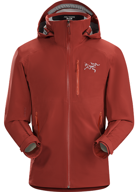 GORE-TEX® protection and stretch performance in a streamlined on-area ski shell.