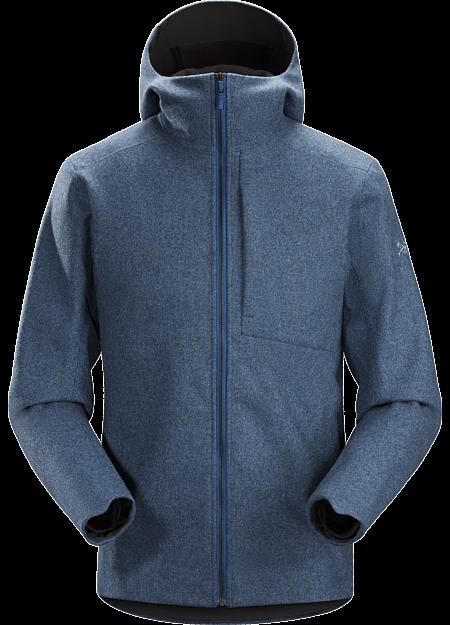Hommes à Capuche Long Winter Down Jacket loose Parka Outwear Gilet Manteau Long Longueur R