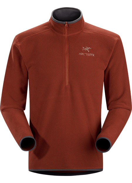 Breathable, insulated, high-loft fleece jersey; Ideal as a layering piece. Delta Series: Mid layer fleece | AR: All-Round.
