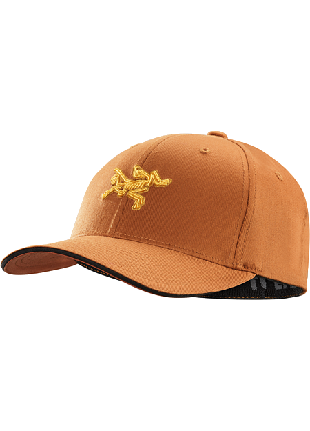 Embroidered Bird Cap  Rhassoul