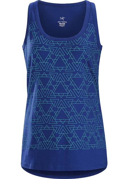 Equilateral Tank Women's Mystic