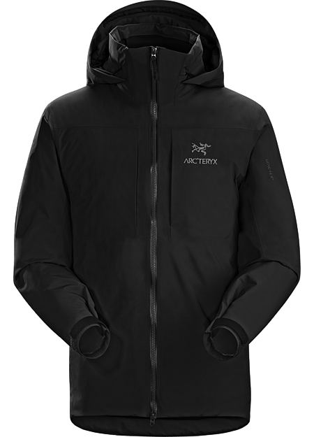 Fission SV Jacket Men's The warmest fully waterproof jacket in the Arc'teryx Essentials collection. Fission Series: Insulated weatherproof outerwear | SV: Severe Weather.