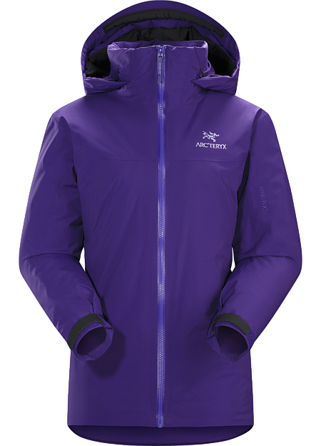 Fission SV Jacket Women's The warmest fully waterproof jacket in the Arc'teryx Essentials collection. Fission Series: Insulated weatherproof outerwear | SV: Severe Weather.