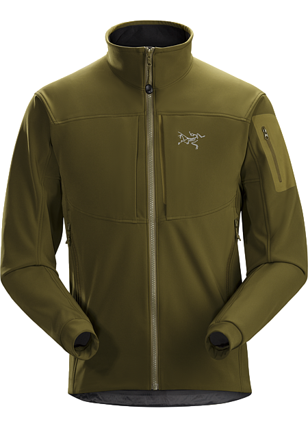 Gamma MX Jacket Men's Dark Moss