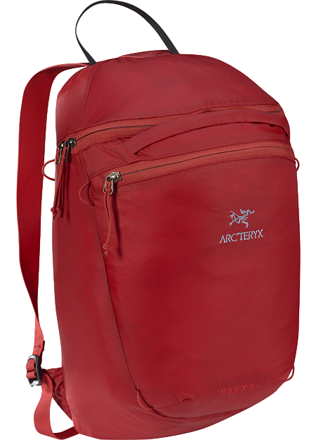 Index 15 Backpack  Sangria