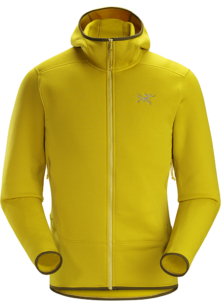 Warm, durable, versatile Polartec® Power Stretch® layering hoody.