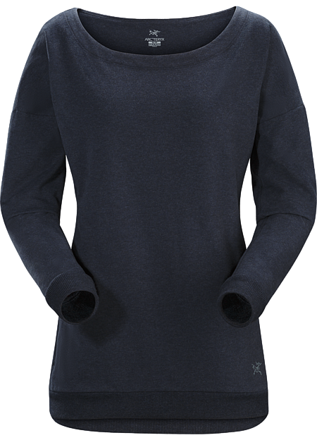 Mini-Bird Sweatshirt Women's Navy Heather