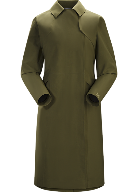 Nila Trench Coat Women's Banyen