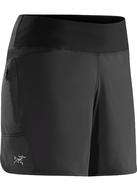 Lightweight, comfortable, highly versatile Knik™ fabric short for mountain training and high output activities.