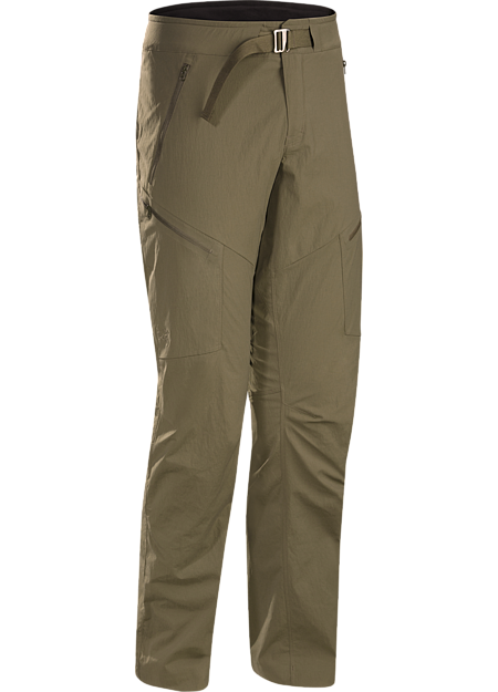 Technical trail pant constructed with air permeable, quick-drying, durable TerraTex™ stretch nylon fabric. Redesigned for Spring 2016 with an updated fit and style.