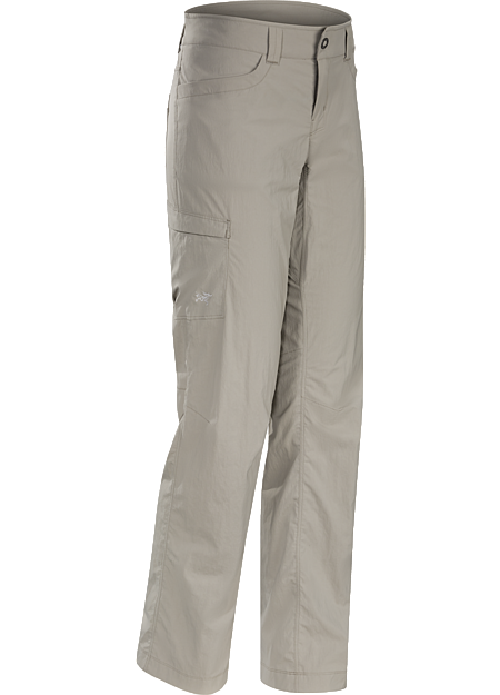 Versatile, lightweight casual hiking pant made from highly durable TerraTex™ fabric. Redesigned for Spring 2016 with an updated fit and style.