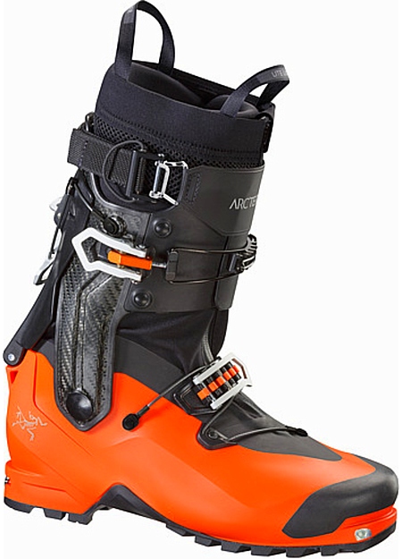 The first ski alpinism boot with revolutionary 360° rotating cuff for unmatched climbing and ski performance.