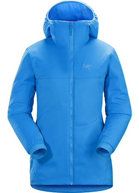 Proton LT Hoody Women's Midweight air-permeable insulation that self-regulates to prevent overheating . | LT: Lightweight.