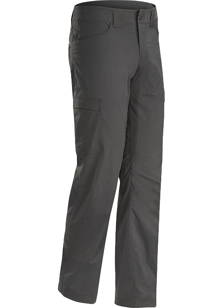 Lightweight, air permeable TerraTex™ nylon trekking pants patterned for maximum mobility. Redesigned for Spring 2016 with an updated fit and style.