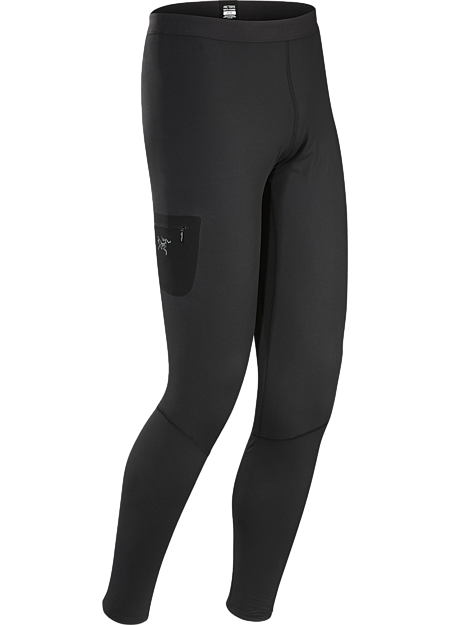 Rho LT Bottom Men's Black