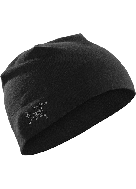 Rho LTW Beanie A Wool beanie, featuring a double layered headband and embroidered Bird logo on the side.