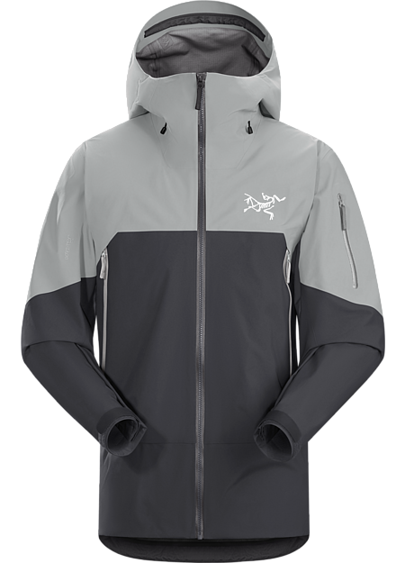 Rush Jacket Men's Rugged GORE-TEX® Pro protection for freeride touring and demanding descents.