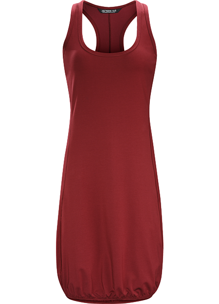 Casual lightweight racerback dress perfect for warm summer days.