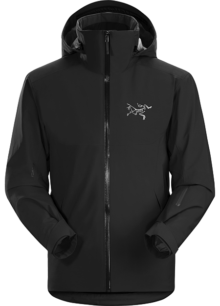 Shuksan Jacket Men's Versatile, Coreloft™ insulated GORE-TEX® ski and snowboard jacket designed for repeated descents in cold conditions.