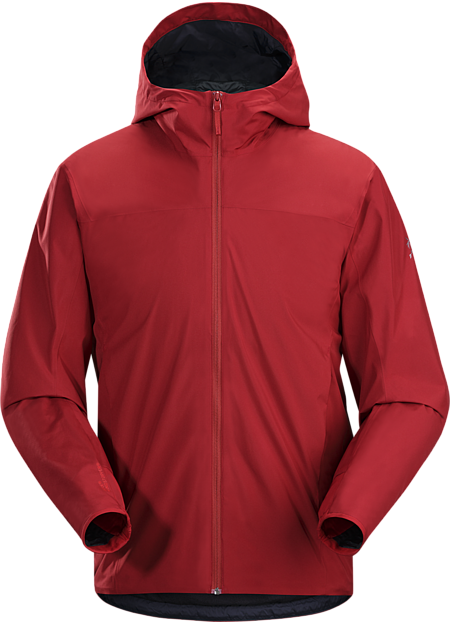 GORE® WINDSTOPPER® jacket for bike commuting and urban travel.