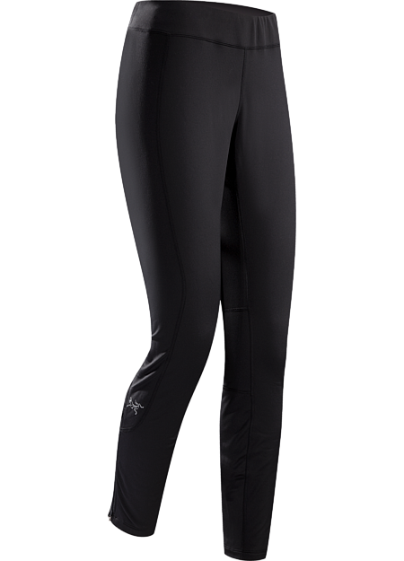 Stride Tight Women's Thermal tight offers warmth on cold days during high output activities; improved fit and new fabric. Ideal for high-output activities in cold weather such as winter running and cross country skiing