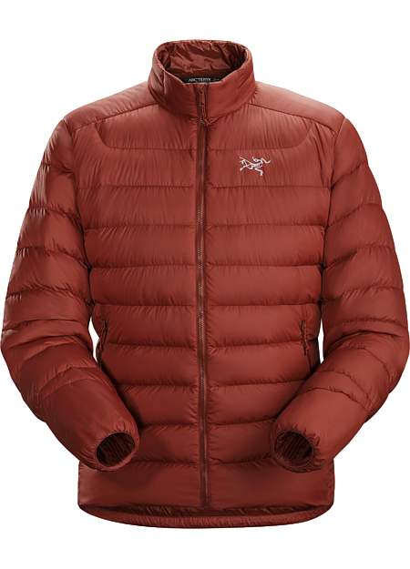 Warm, durable, versatile jacket with an Arato™ 40 nylon face fabric and insulated with lofty 750 fill grey goose down. Functions as a cold weather midlayer or standalone piece in cool, dry conditions. Down Series: Down insulated garments | AR: All-Round.