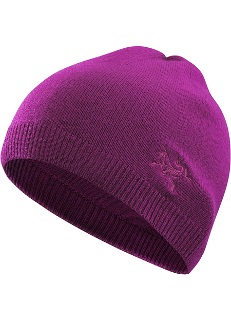 Lightweight, stretch beanie made from Merino wool and Spandex.