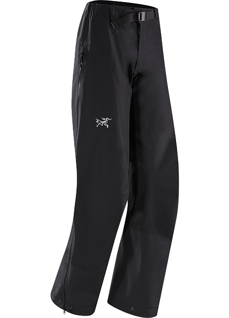 Lightweight, highly versatile pant for trekking and hiking features the comfortable waterproof breathable protection of GORE-TEX® fabric with GORE® C-KNIT™ backer technology.