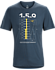 1-5-9 T-Shirt Men's Nighthawk